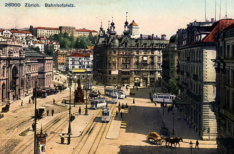 Welcome to Yestertram, trams in old pictures & postcards